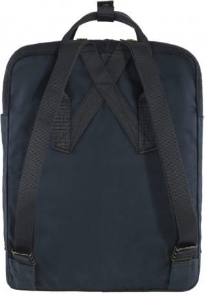 Plecak Kanken Re-Wool Fjallraven - kolor - 575 Night Sky