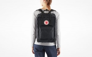 "Plecak Kanken Laptop 17"" Fjallraven - 215 - Autumn Leaf"