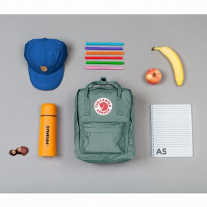 Plecak Kanken Mini Fjallraven - 615 Leaf Green