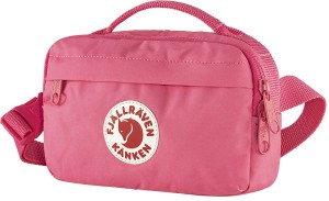 Kanken Hip Pack - 450 Flamingo Pink