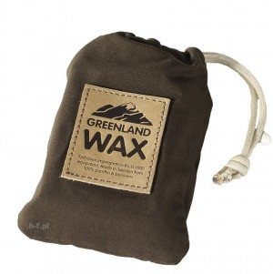 Greenland Wax Bag
