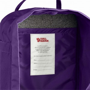Plecak Kanken Mini Fjallraven - 046 Super Grey