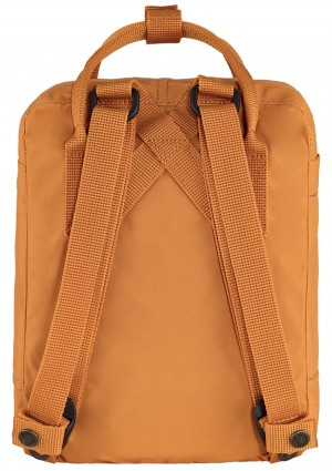 Plecak Kanken Mini Fjallraven - 206 Spicy Orange