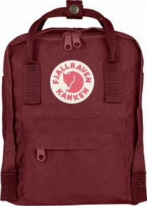 Plecak Kanken Mini Fjallraven - 326 Ox Red