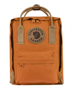 Kanken No. 2 Mini - 205 Seashell Orange