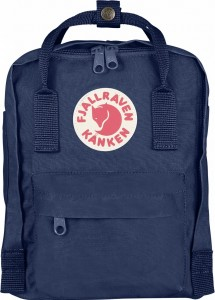 Plecak Kanken Mini Fjallraven - 540 Royal Blue