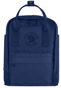 Re-Kanken MINI Fjallraven - 558 Midnight Blue