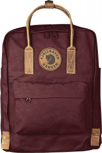 Kanken No. 2 - 356 Dark Garnet