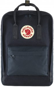 "Plecak Kanken Re-Wool Laptop 15"" Fjallraven - kolor - 575 - Night Sky"