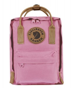 Kanken No. 2 Mini - 312 Pink
