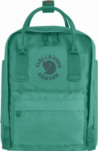 Re-Kanken MINI Fjallraven - 644 Emerald