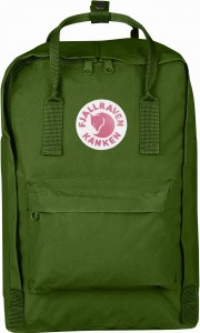 "Plecak Kanken Laptop 15"" Fjallraven - 615 Leaf Green"