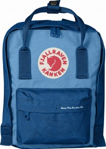 Plecak Save The Arctic Fox Kanken Mini - 539/508 - Lake Blue/Air Blue