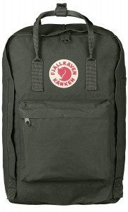 "Plecak Kanken Laptop 17"" Fjallraven - 662 Deep Forest"