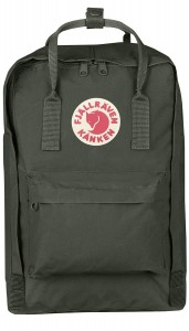 "Plecak Kanken Laptop 15"" Fjallraven - 662 Deep Forest"