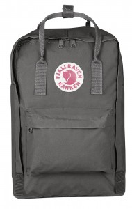 "Plecak Kanken Laptop 15"" Fjallraven - 046 Super Grey"