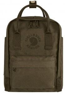 Re-Kanken MINI Fjallraven - 633 Dark Olive