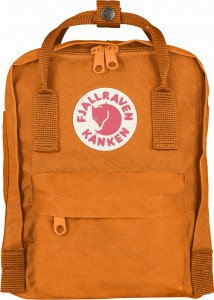 Plecak Kanken Mini Fjallraven - 212 Burnt Orange