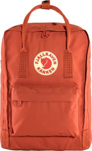 "Plecak Kanken Laptop 13"" Fjallraven - 333 Red Rowan"