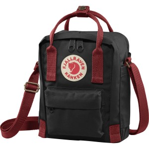 Kanken Sling Fjallraven - 550-326 - Black-Ox Red