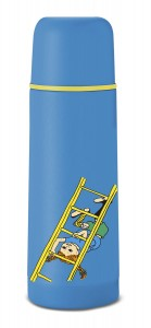 PIPPI Vacuum Bottle Blue - termos