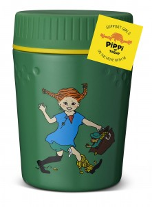 PIPPI Trailbreak Lunch Jug Green - termos na żywność