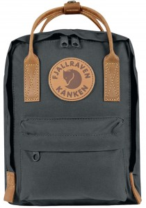 Kanken No. 2 Mini - 046 Super Grey