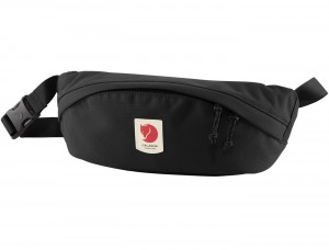 Saszetka Ulvo Hip Pack Medium Fjallraven - 550 Black