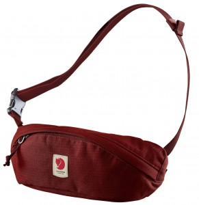 Saszetka Ulvo Hip Pack Medium Fjallraven - 344 Dark Lava