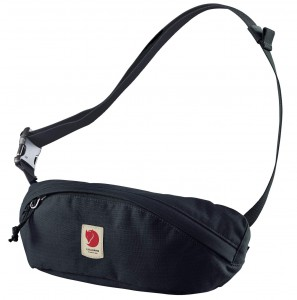 Saszetka Ulvo Hip Pack Medium Fjallraven - 555 Dark Navy