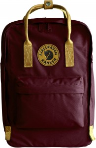 "Kanken No. 2 Laptop 15"" - 356 Dark Garnet"