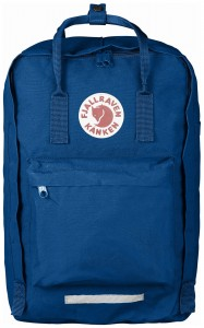 "Plecak Kanken Laptop 17"" Fjallraven - 539 Lake Blue"