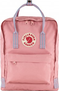 Plecak Kanken Fjallraven -312-909 Pink/Long Stripes