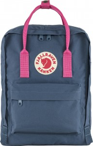 Plecak Kanken Fjallraven - 540/450 - Royal Blue-Flamingo Pink