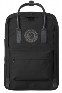 "Kanken No. 2 LAPTOP 15"" BLACK EDITION - 550 Black"