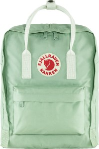 Plecak Kanken Fjallraven - 600-106 Mint Green/Cool White