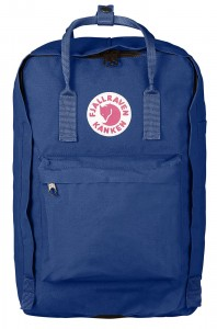 "Plecak Kanken Laptop 17"" Fjallraven - 527 - Deep Blue"