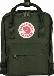 Plecak Kanken Mini Fjallraven - 660 Forest Green