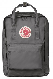 "Plecak Kanken Laptop 13"" Fjallraven - 046 - Super Grey"