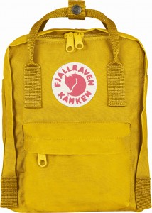 Plecak Kanken Mini Fjallraven - 141 Warm Yellow