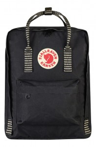 Plecak Kanken Fjallraven - 550/901 Black Striped