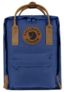 Kanken No. 2 Mini - 527 Deep Blue