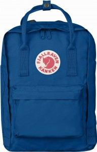 "Plecak Kanken Laptop 13"" Fjallraven - 539 Lake Blue"