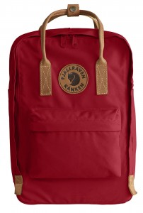 "Kanken No. 2 Laptop 15"" - 325 Deep Red"