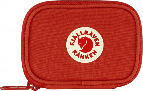 Kanken Card Wallet, kolor: 334 - True Red