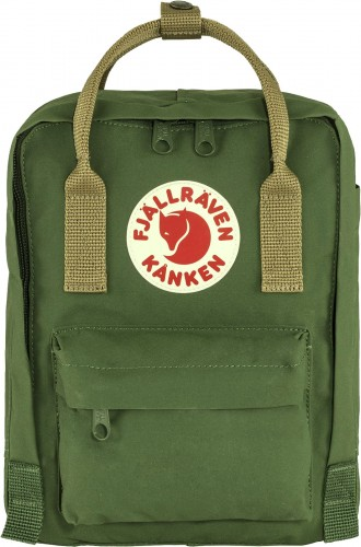Kanken Mini, kolor: 621/221 - Spruce Green-Clay